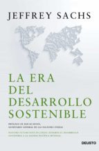 La era del desarrollo sostenible (ebook)