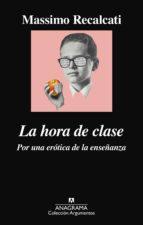 La hora de clase (ebook)