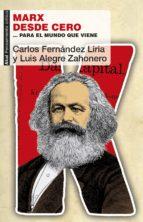Marx desde cero (ebook)