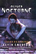 Oliver Nocturne Lazos de sangre (ebook)