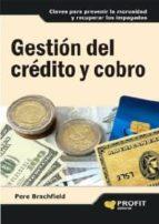 Gestión del crédito y cobro
