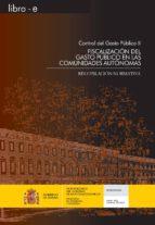 CONTROL DEL GASTO PÚBLICO II