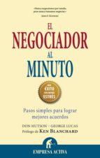 El negociador al minuto (ebook)