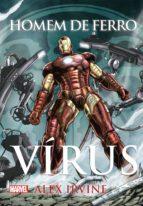 Homem de ferro - vírus (ebook)