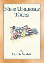 NINE UNLIKELY TALES - 9 illustrated magical stories (ebook)