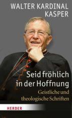 Seid fröhlich in der Hoffnung (ebook)