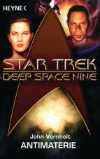 Star Trek - Deep Space Nine: Antimaterie (ebook)