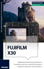 Foto Pocket Fujifilm X30 (ebook)