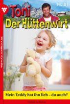 Toni der Hüttenwirt 181 – Heimatroman (ebook)