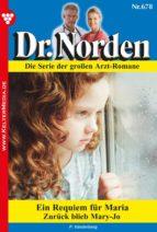 Dr. Norden 678 – Arztroman (ebook)