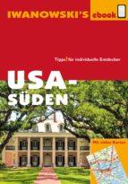 USA Süden - Reiseführer von Iwanowski (ebook)