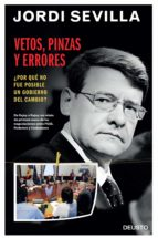 Vetos, pinzas y errores (ebook)