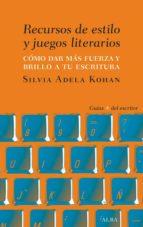 Recursos de estilo y juegos literarios (ebook)