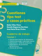Cuestiones tipo test y casos prácticos. Vol. 1 (eBook)
