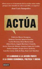 Actúa (ebook)