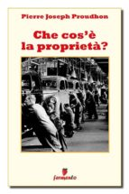 Che cos'è la proprietà? (eBook)