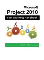 Microsoft Project 2010 – Fast Learning Handbook