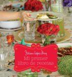 Mi primer libro de recetas (ebook)