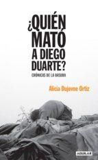¿Quién mató a Diego Duarte? (ebook)