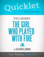 Quicklet on Stieg Larsson's The Girl Who Played with Fire (CliffNotes-like Book Summary) (ebook)