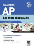 LE TOUT-EN-UN CONCOURS AP TESTS D'APTITUDE
