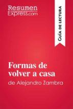 Formas de volver a casa de Alejandro Zambra (Guía de lectura) (ebook)