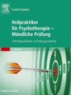 Heilpraktiker für Psychotherapie - Mündliche Prüfung (ebook)