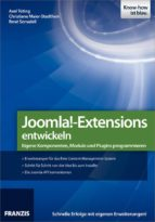 Joomla!-Extensions entwickeln (ebook)