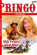Ringo 3 Romane Nr. 24 - Western (ebook)