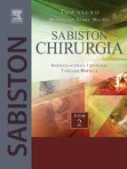 CHIRURGIA SABISTONA. TOM 2