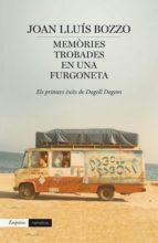 MEMÒRIES TROBADES EN UNA FURGONETA
