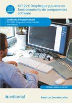 Despliegue y puesta en funcionamiento de componentes software. IFCT0609 (ebook)