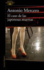 El caso de las japonesas muertas (ebook)