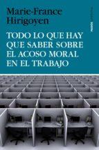 Todo lo que hay que saber sobre el acoso moral en el trabajo (ebook)
