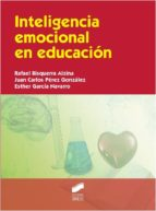 Inteligencia emocional en educación (ebook)