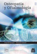 Osteopatía Y Ostalmología.