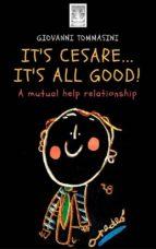 It's Cesare...it's all good!  (ebook)