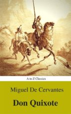 Don Quixote (Best Navigation, Active TOC) (A to Z Classics) (ebook)