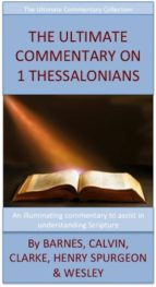 The Ultimate Commentary On 1 Thessalonians (ebook)