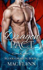 Dragon Pact: Blood Dragon, Book 1 (Vampire Dragon Shifter Romance) (ebook)