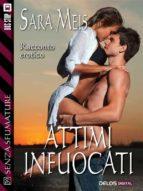 Attimi infuocati (ebook)