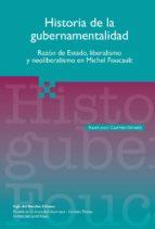 Historia de la gubernamentalidad (ebook)