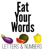 Eat Your Words: Letters & Numbers (ebook)