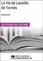 La Vie de Lazarillo de Tormès (anonyme) (ebook)