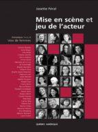 Mise en scène et jeu de l'acteur (ebook)