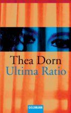 Ultima Ratio (ebook)