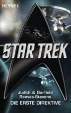 Star Trek: Die Erste Direktive (ebook)