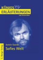 Sofies Welt. Textanalyse und Interpretation. (ebook)