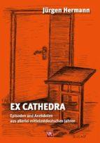 Ex Cathedra (ebook)