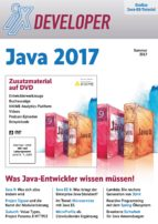 iX Developer – Java 2017 (ebook)